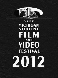 DAFT Festival 2012 Program Cover