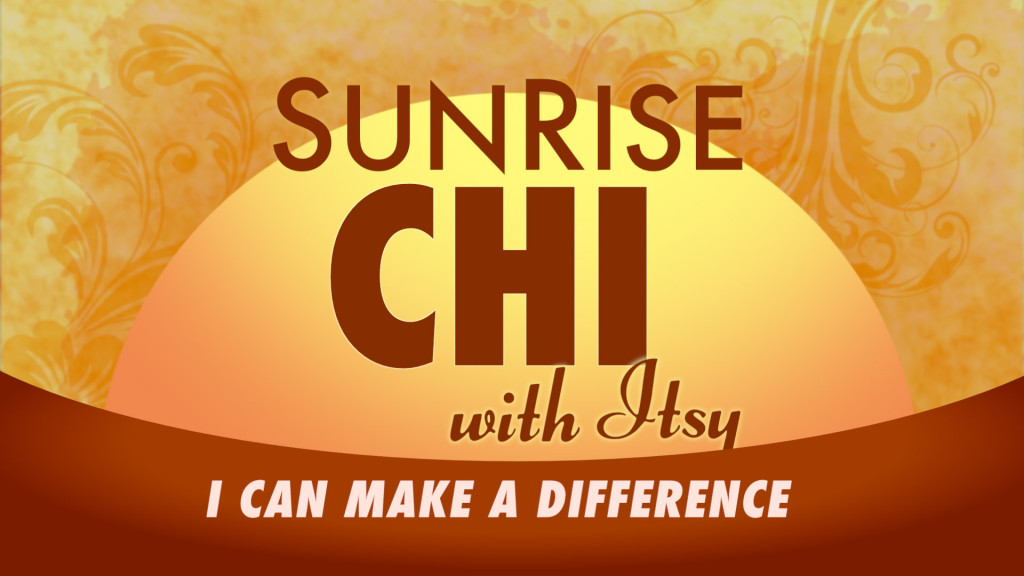 SunRise Chi with Itsy Title
